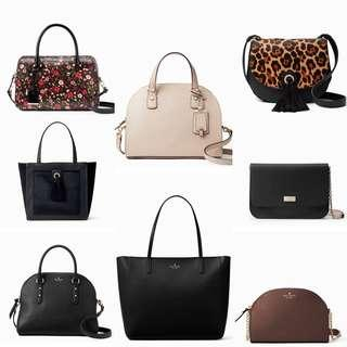 Time Sales! Authentic Kate Spade Sling Bags