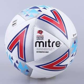 [New Release!] Mitre Ultimatch Max Soccer Ball (S.P.L 2018 Version)