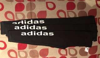 Girls ADIDAS Leggings (Sizes: 1,2,3,4,5,6)