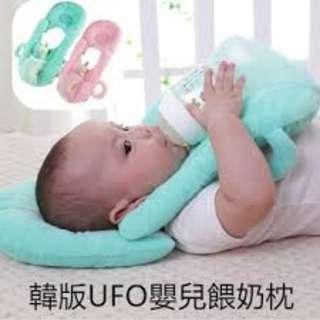 最後幾個粉紅色!! 超人氣免提餵奶神器!!100%不是淘寶貨!!  💥免提餵奶枕+ 防側頭枕 💥新手媽媽必買 最後幾個粉紅色