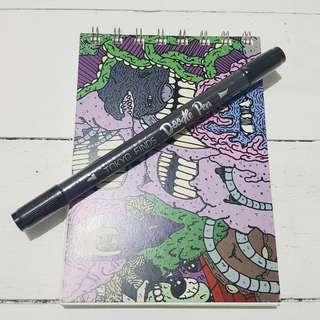 Doodle Sketch Bundle