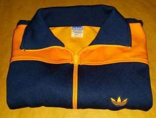 Vintage 古著 70、80s Adidas外套 Size1