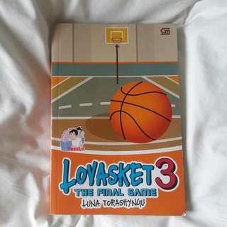 [Novel] Lovasket 3: The Final Game