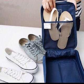 Good quality shoe bag with compartments