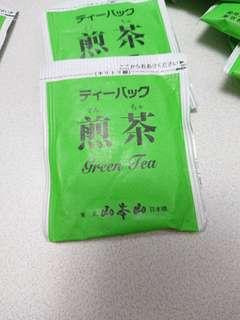 14包 日本煎茶 山本山牌 Japanese sencha green tea bags