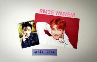 [SALE] BTS NAMJOON OFFICIAL MERCH