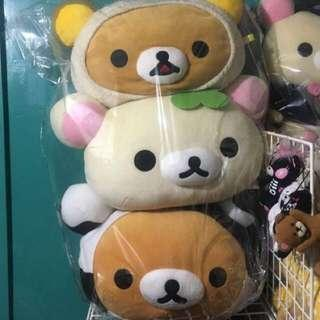 Rilakkuma and Korilakkuma Collections