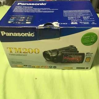 Panasonic TM200 HD Video Camera
