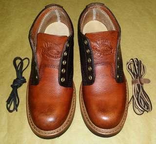 Vintage 古著 Alternatine Country X Luddite Work Boot