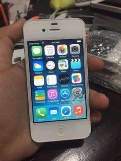 Iphone 4s 16g FU