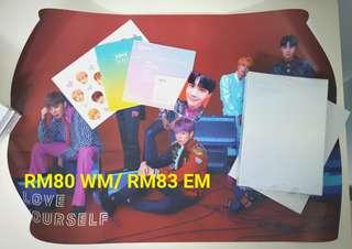 [WTS] BTS ANSWER FULL SET WITH JHOPE PC