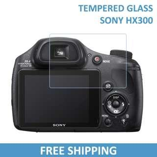 Sony HX300 Tempered Glass Screen Protector