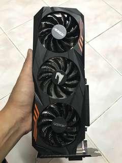 (Reduced price) GTX1060 6GB AORUS or SWAP RX580/1070