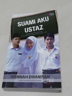 Novel Melayu : Suami aku ustaz