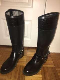 Leather Boots (Uterque)