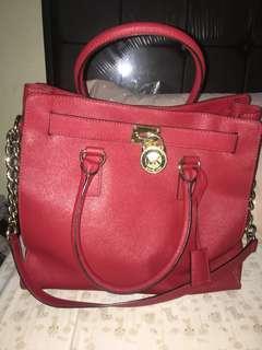 MK Red Bag