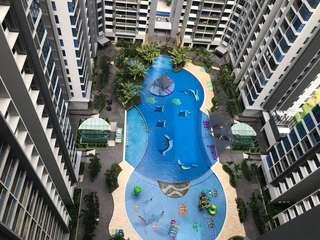Atlantis Studio Luxury Town Service Residence high floor Proprety For Sales Melaka