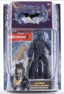 MATTEL MOVIE MASTER BATMAN BEGINS: DEMON BATMAN
