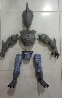 MATTEL DC MULTIVERSE C&C KING SHARK