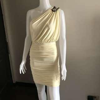 Goddess cocktail dress
