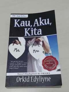 Novel Melayu : Kau, Aku, Kita