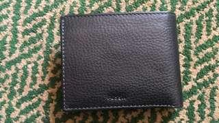Fossil RFID Large Coin Pocket Bi-Fold