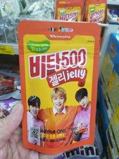 Wanna One Vita 500 Candy