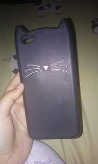 [PL] Catty Rubber Case softcase untuk Vivo V5/V5s