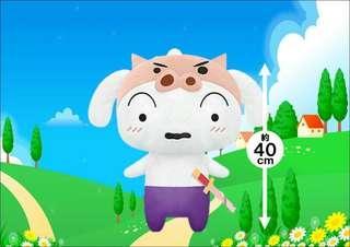 🚚 【Toreba】日本正版景品 小白豬太郎裝