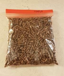 🚚 BBQ smoking pellets - Maple 1 pound
