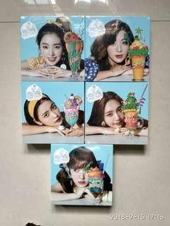 WTS RED VELVET SUMMER MAGIC LIMITED EDITION