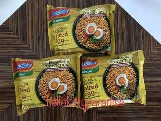 Last 12 pcs Indomie Salted Eggs Premium Collection