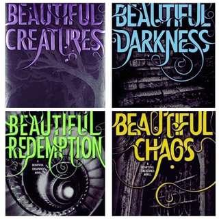 Beautiful Creatures Series