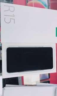 售oppoR15展示機白色