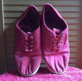 Rubi Red Shoes