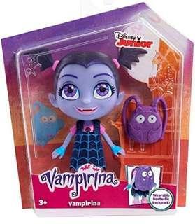 Disney Junior Vampirina with Wearable Bootastic Backpack