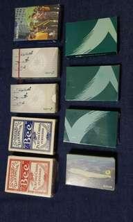 Vintage Playcards