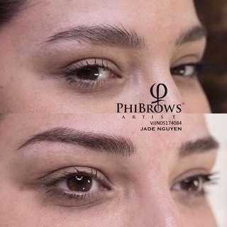 Microblading/ Eyebrows Feathering