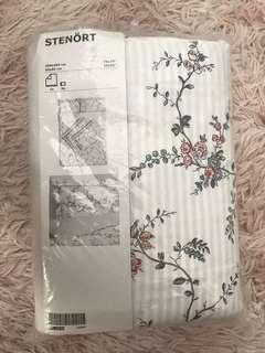 Quilt cover & 4 pillowcases IKEA