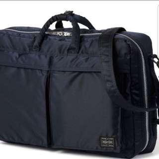 Porter Tanker Bag 3 way