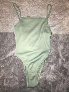 Top shop one piece bathing suit