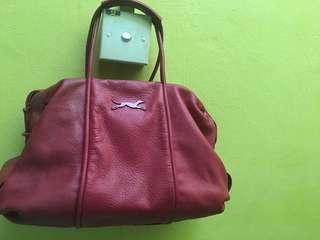 Authentic Bimba & Lola leather bag