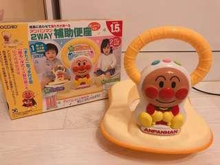 🚚 日本麵包超人 2way 輔助便座