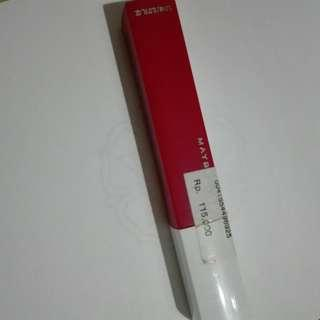 Lipstick matte ink maybelline pioneer NEGO