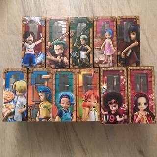 海賊王 One Piece Excellent model MILD POP 11款+1款特別版  共12款