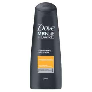 Dove Men+Care Strengthening Shampoo 340ml