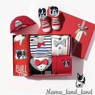 <Gift set 🎁 > Lovely newborn baby gift set (8 items) @Ser