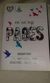 Novel Missing Pages  - Prologmed