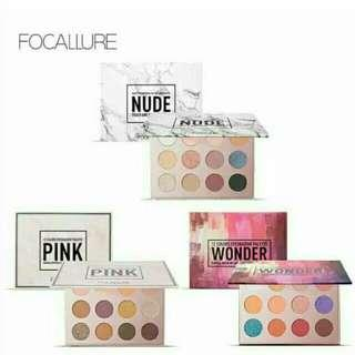 Focallure NUDE-PINK-WONDER12 Color Eyeshadow Palette Collection Import