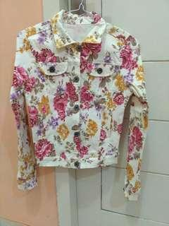 Outer/Jaket Baby Canvas